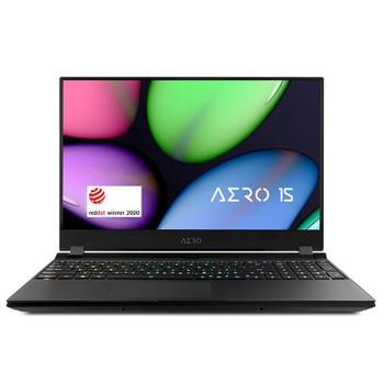 Image for Gigabyte AERO 15 15.6in 144Hz Gaming Laptop i7-10750H 16GB 512GB RTX2070 W10H AusPCMarket