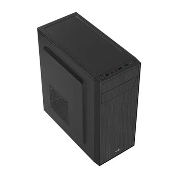 Aerocool CS-1103 Mid-Tower ATX Case - Black Product Image 2