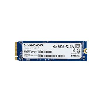 Image for Synology SNV3400 400GB NVMe M.2 2280 Enterprise SSD AusPCMarket
