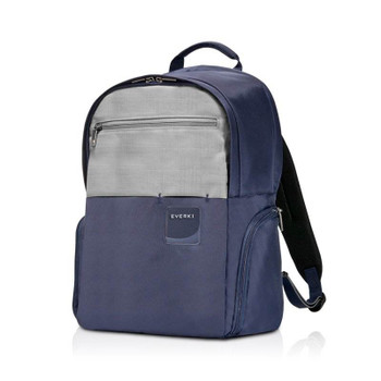 Everki 15.6in ContemPRO Commuter Laptop Backpack - Navy Product Image 2