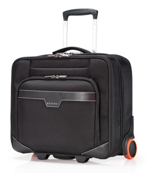 Everki 16in Journey Trolley Bag with 11in to 16inAdaptable Compartment Product Image 2