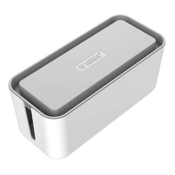 Image for Orico Storage Box for Surge Protectors and Power Boards - Grey/White AusPCMarket