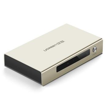 Image for UGreen 40276 2 Port HDMI Amplifier Splitter - Zinc Alloy AusPCMarket