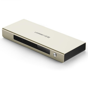 Image for UGreen 40277 4 Port HDMI Amplifier Splitter - Zinc Alloy AusPCMarket