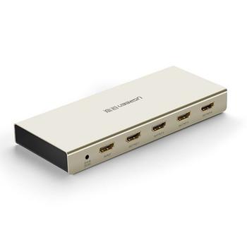 UGreen 40277 4 Port HDMI Amplifier Splitter - Zinc Alloy Product Image 2
