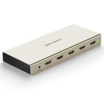 UGreen 40279 5 Port HDMI Switch - Zinc Alloy Product Image 2