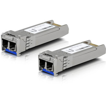 Image for Ubiquiti Networks UF-SM-10G U Fiber SFP+ Single-Mode Module 10G - 2 Pack AusPCMarket