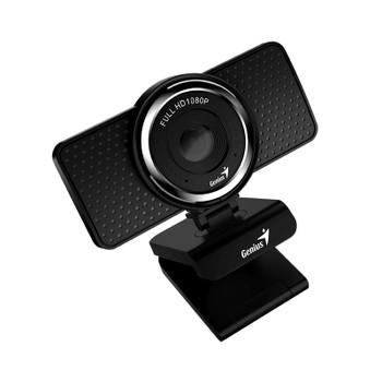 Genius Ecam 8000 1080P FHD USB Webcam - Black Product Image 2