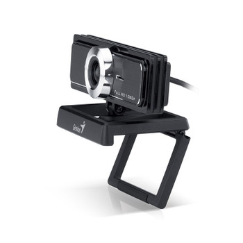 Genius WideCam F100 Ultra Wide 1080P FHD USB Webcam Product Image 2