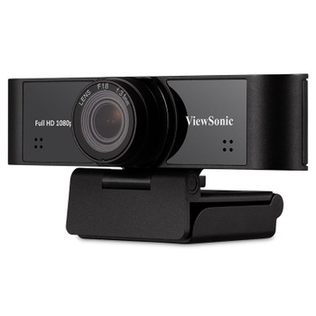 ViewSonic Full HD 1080p USB Webcam with Built-in Mic Product Image 2