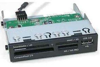 Image for Astrotek V-113 Internal Multi Card 3.5in USB Card Reader AusPCMarket