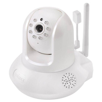 Image for Edimax IC-7113W Smart HD Wi-Fi Network Camera with Temperature & Humidity Sensor AusPCMarket