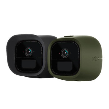 Image for Arlo Go Silicone Skins - Green and Black Set of 2 AusPCMarket