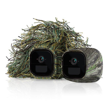 Image for Arlo Go Silicone Skins - Mossy Oak Camouflage/Ghillie Set of 2 AusPCMarket