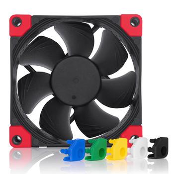 Image for Noctua NF-A8 80mm chromax.black.swap PWM Fan AusPCMarket