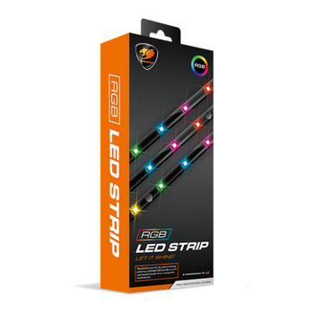 Image for Cougar RGB LED Strip - Dual Pack AusPCMarket