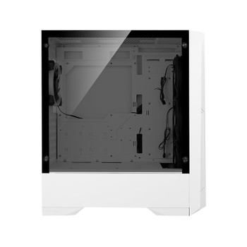 Antec DP501 ARGB Tempered Glass Mid-Tower ATX Case - White Product Image 2