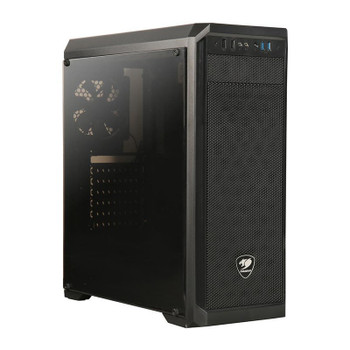 Image for Cougar MX330 Mid-Tower ATX Case with 500W PSU AusPCMarket