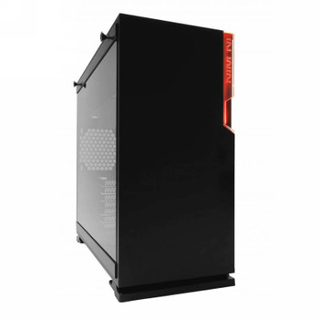 Image for In Win 101 Tempered Glass Mid Tower ATX Case - Black AusPCMarket