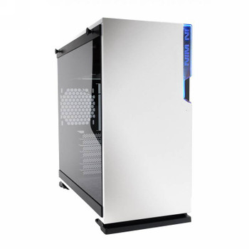 Image for In Win 101 Tempered Glass Mid Tower ATX Case - White AusPCMarket