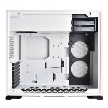 In Win 101 Tempered Glass Mid Tower ATX Case - White Product Image 2