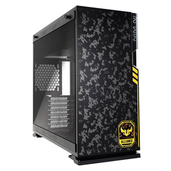 Image for In Win 101 TUF Gaming RGB Mid Tower Case AusPCMarket