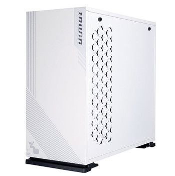 In Win 103 RGB Tempered Glass Mid-Tower ATX Case - White Product Image 2