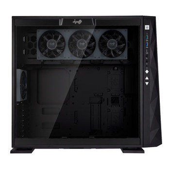 In Win 309 ARGB Tempered Glass Mid-Tower ATX Case - Black Product Image 2