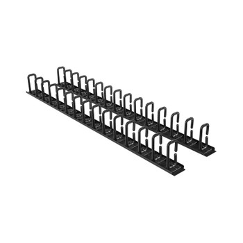 Image for CyberPower CRA30007 1.8m Vertical Flexible Ring Cable Manager AusPCMarket
