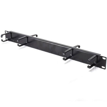 Image for Alogic Serverdge 1RU 19in Horizontal Double Sided Cable Management Rail Slot/Ring AusPCMarket