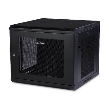 CyberPower CR9U61001 19in 9U Wall Mount Enclosure Product Image 2
