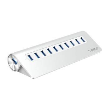 Image for Orico Aluminium 10 Port USB3.0 Hub AusPCMarket