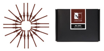 Image for Noctua Brown NA-SAV2 Anti Vibration Mounting Bolts - 20 Pack AusPCMarket