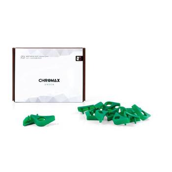 Noctua NA-SAVP1 Chromax.Green Anti-Vibration Mounting Pads (16-Pack) - Green Product Image 2