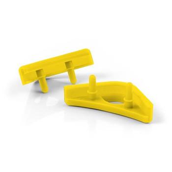 Image for Noctua NA-SAVP1 Chromax.Yellow Anti-Vibration Mounting Pads (16-Pack) - Yellow AusPCMarket