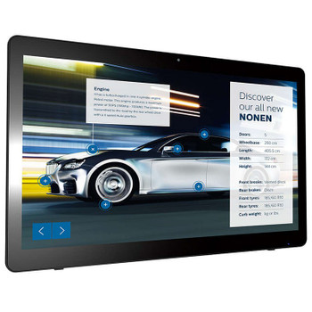 Image for Philips 24BDL4151T 23.6in Full HD Android Multi-Touch Signage Display AusPCMarket