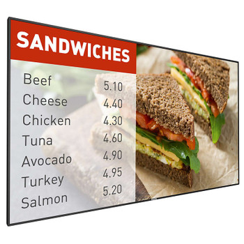 Image for Philips P-Line 55in Full HD Android LED 24/7 700nit Commercial Display AusPCMarket