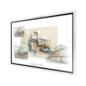 Image for Samsung Flip 2 WM55R 55in 4K UHD Interactive InGlass Smart Digital FlipChart AusPCMarket