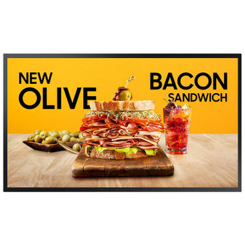 Image for Samsung OM46N 46in 24/7 4000nit FHD Commercial Outdoor Readable Window Display AusPCMarket