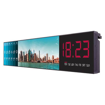 LG BH5C 86in Ultra Stretch 24/7 500nit Commercial Display Product Image 2