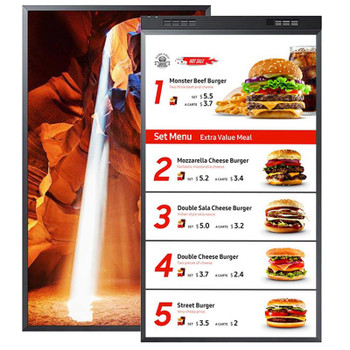 Samsung OMN-D Series 55in Full HD 24/7 Dual-Sided Window Display Product Image 2