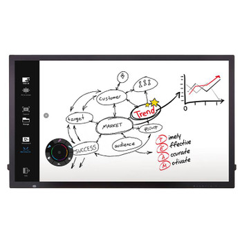 Image for LG TC3D 55in FHD Multi Touch Interactive Digital Board AusPCMarket