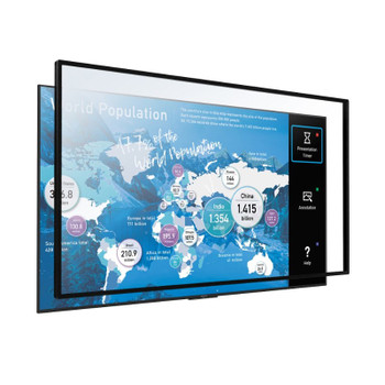 Image for Sony STP85IR100 Multi-Touch Overlay for Bravia 85in Professional Displays AusPCMarket