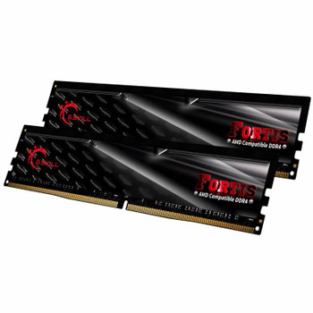 Image for G.Skill Fortis 16GB (2x 8GB) DDR4 2133Mhz Memory Black AusPCMarket