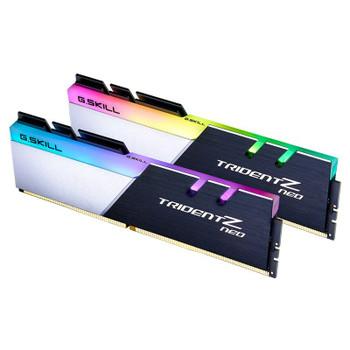 G.Skill Trident Z Neo RGB 32GB (2x 16GB) DDR4 3600MHz Memory - 16-16-16-36 Product Image 2