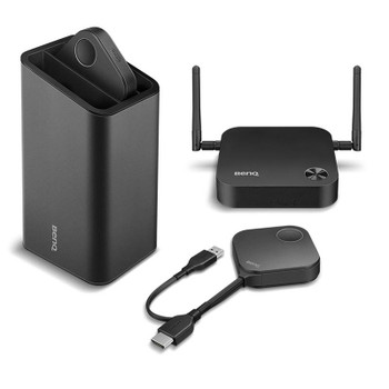 Image for BenQ WDC10 InstaShow Plug and Play Wireless Presentation Package AusPCMarket