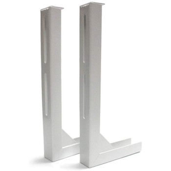 Elite Screens 12in Extended Bracket for Manual/Spectrum/VMAX2 Series - White Product Image 2