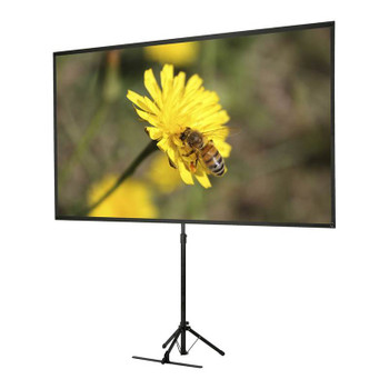 Image for Epson ELPSC21B 80in Portable Tripod Screen AusPCMarket