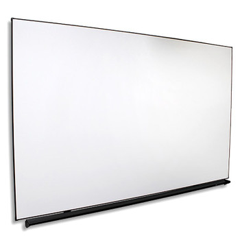 Image for Elite Screens 90in 16:10 Whiteboard Thin-Edge Projection Screen AusPCMarket