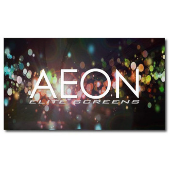 Elite Screens Aeon CineGrey 3D 100in 16:9 Fixed Edge-Free Projection Screen Product Image 2